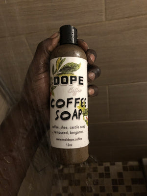 Load image into Gallery viewer, Dope Coffee Soap - Dope Coffee