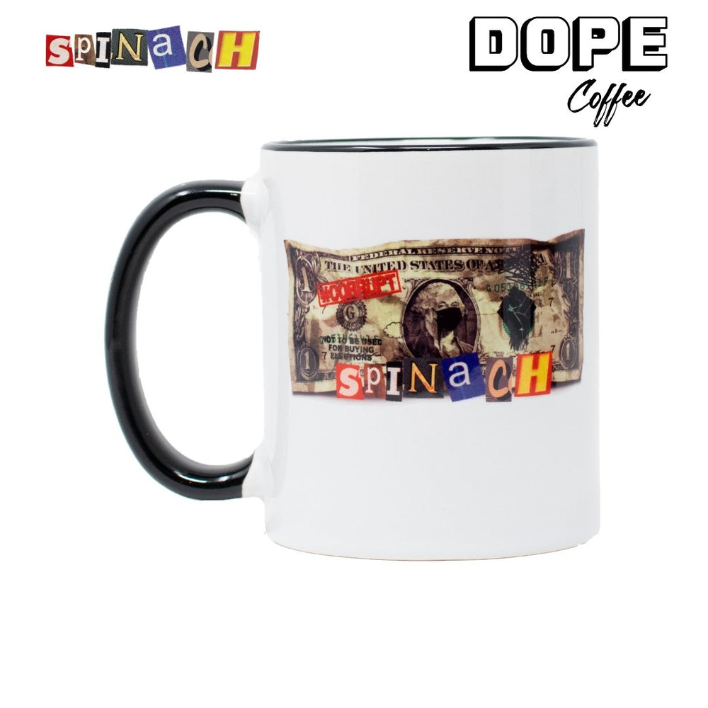 $pinach Mug - Dope Coffee