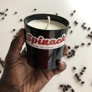 Load image into Gallery viewer, Spinach Candle - Dope Coffee