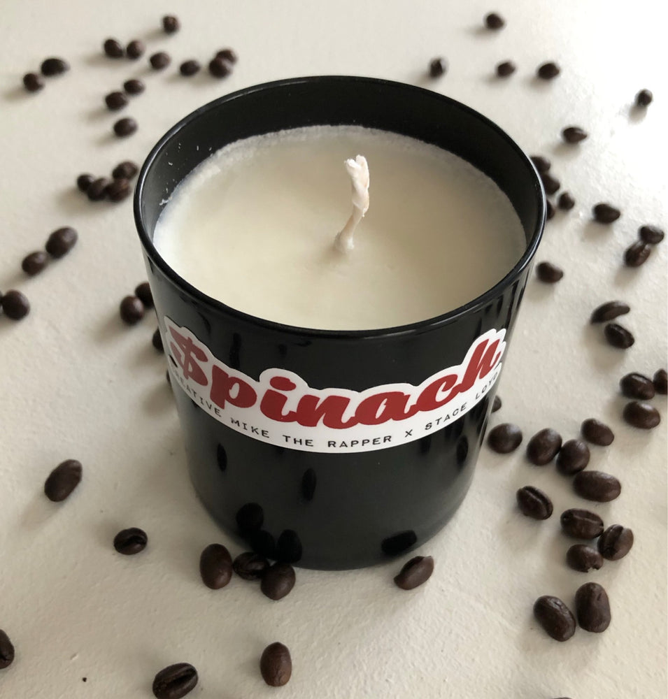 Spinach Candle - Dope Coffee