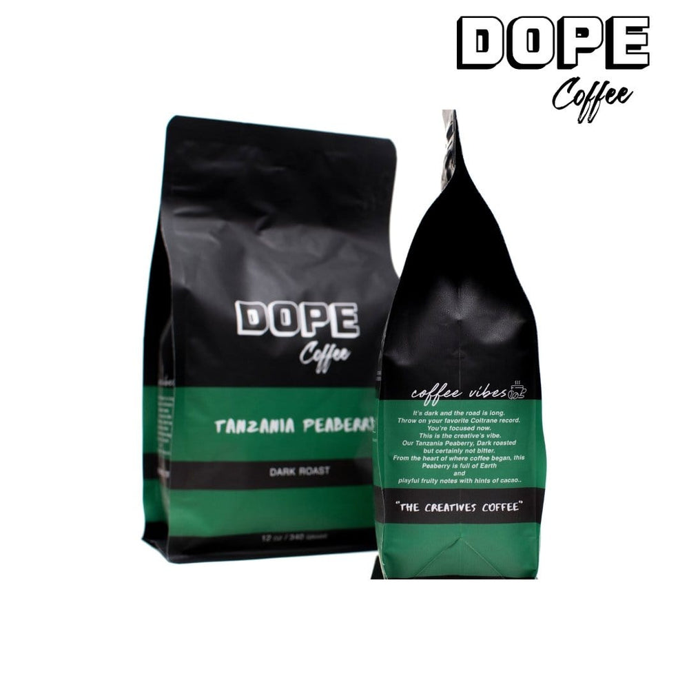 Tanzania Peaberry - Dope Coffee