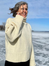 Load image into Gallery viewer, The Settlement Farm Turtleneck Sweater