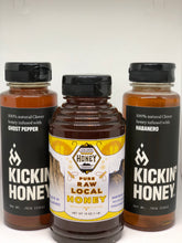 Load image into Gallery viewer, Tuolumne Honey Co. + Kickin' Honey Gift Set