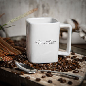 New Moon Square Mug