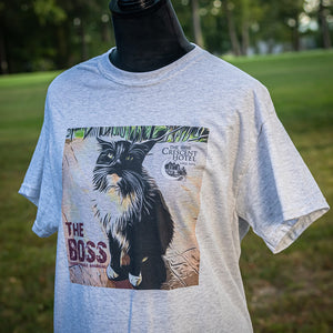"""The Boss"" T-Shirt"
