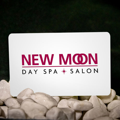 New Moon Spa Gift Card $50-$500