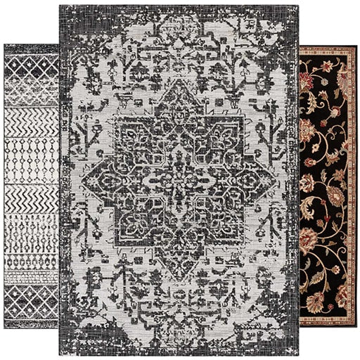 See Our Black Rugs