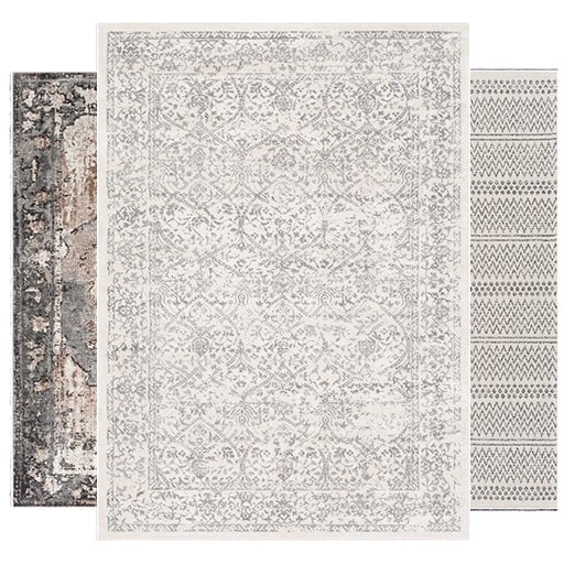 See Our Gray Rugs