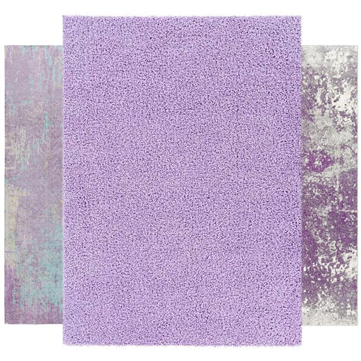 See Our Purple Rugs
