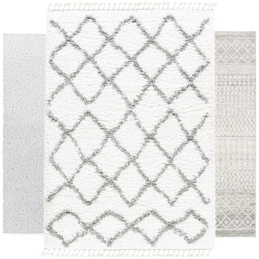 See Our white Rugs