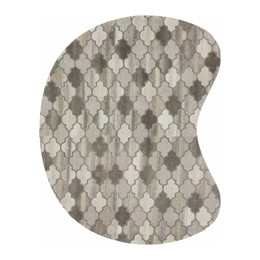 See Our Kidney Shaped Rugs