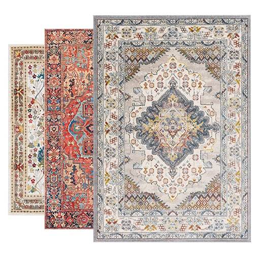 See Our Traditional Rug Collection