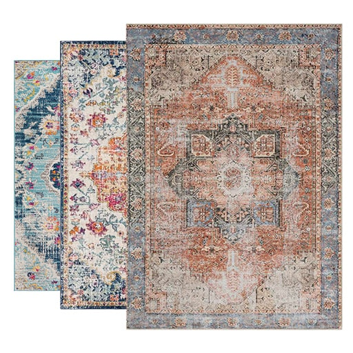 See Our Updated Traditional Rug Collection