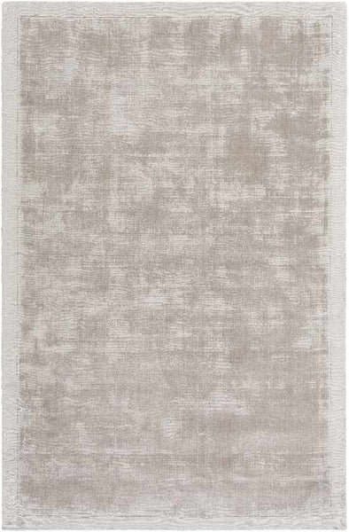 Les Lilas Modern Taupe Area Rug