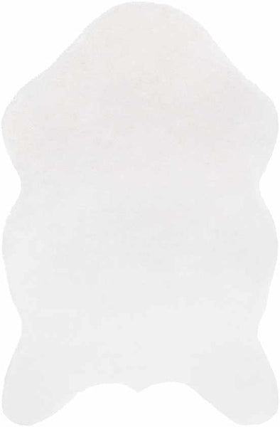 Haverhill Modern White Area Rug