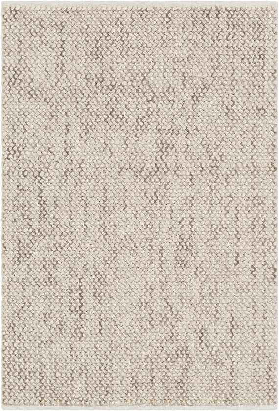 Umber Texture Taupe Area Rug