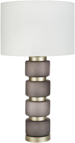 Wolfsberg Modern White Table Lamp