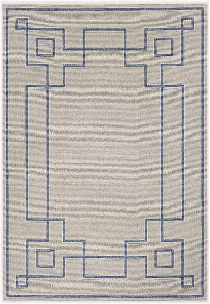 Natalie Indoor / Outdoor Area Rug, Taupe