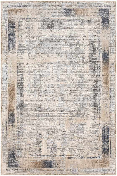Cachan Traditional Ivory Area Rug