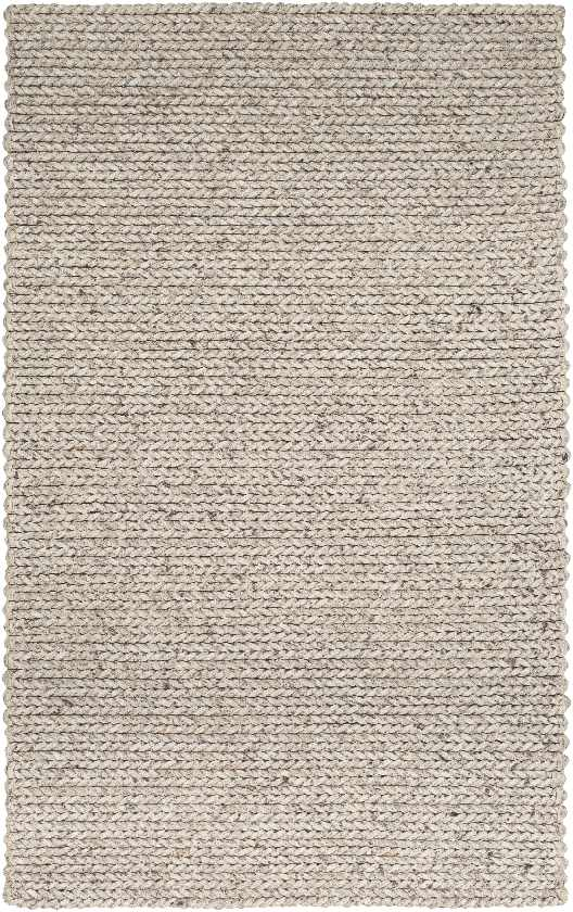 Umbria Texture Charcoal Area Rug