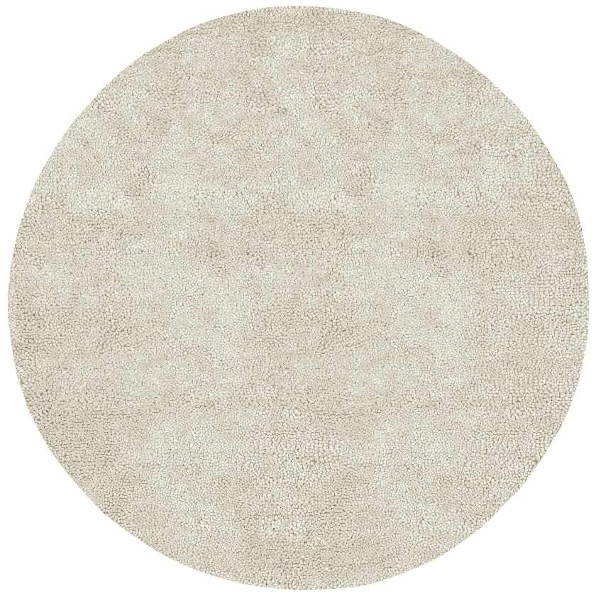 Geron Modern Cream Area Rug