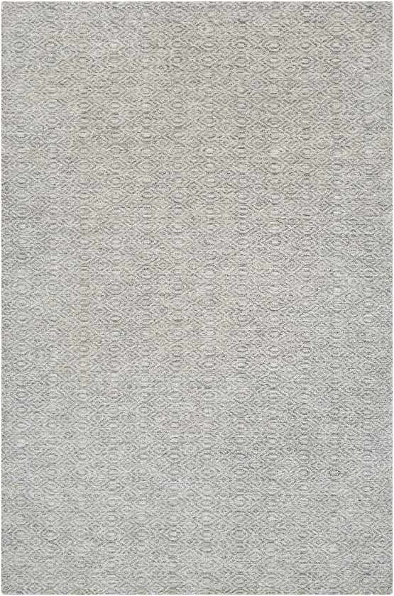 Alford Global Medium Gray Area Rug