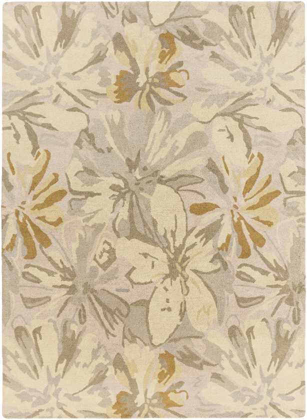 Toulon Transitional Lime Area Rug