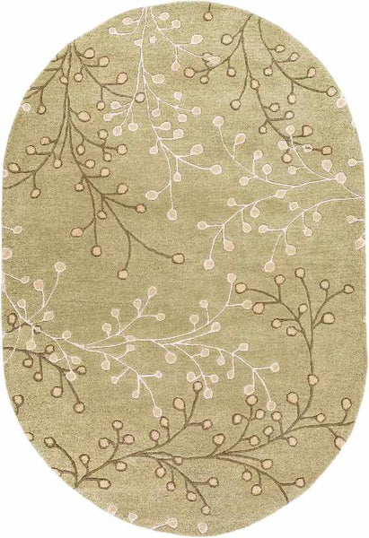 Le Havre Transitional Taupe Area Rug