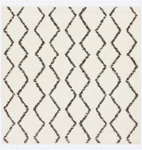 Lalla Bohemian/Global Area Rug, Beige