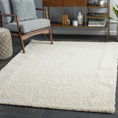Tuindorp Shag Butter Area Rug