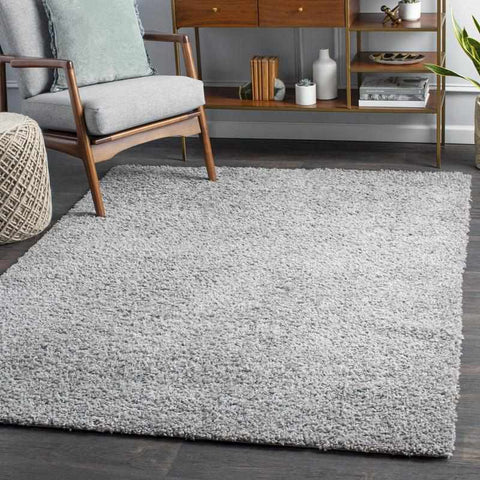 Tuindorp Shag Charcoal Area Rug