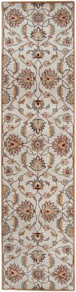 Hanna Traditional Blush Area Rug