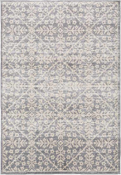 Wetzens Transitional Charcoal Area Rug