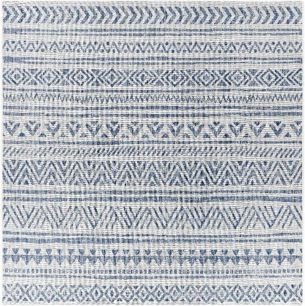 Elodie Bohemian/Global Denim Area Rug