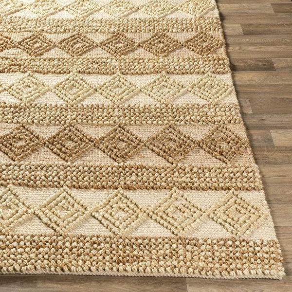 Chagford Cottage Khaki Area Rug