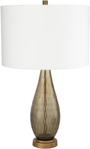 Schattendorf Modern White Table Lamp