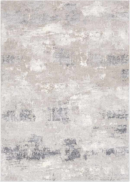 Agen Modern Charcoal Area Rug