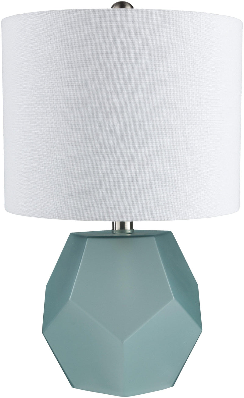 Liezen Modern Sky Blue Table Lamp