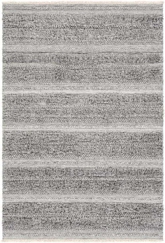 Painswick Bohemian/Global Medium Gray Area Rug