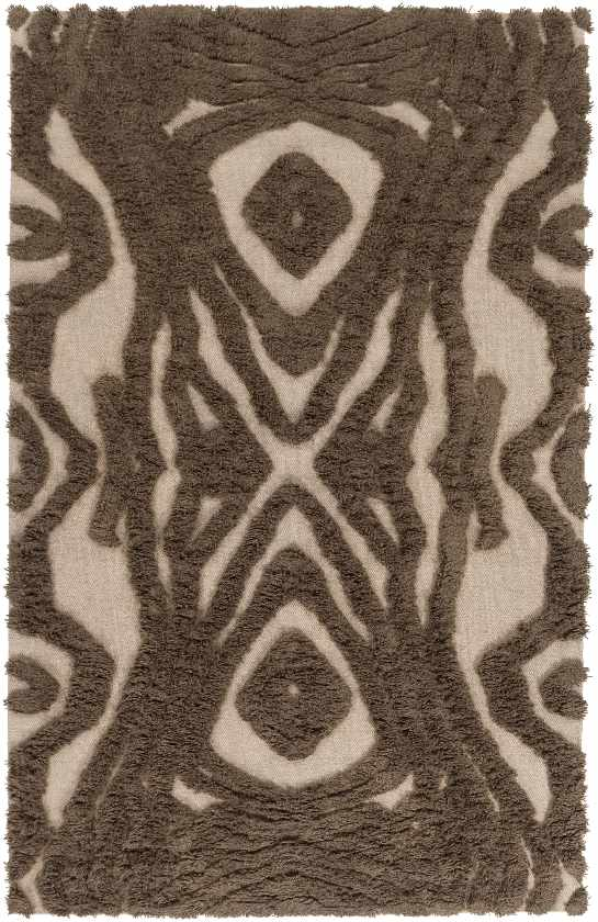 Madera Global Brown Area Rug