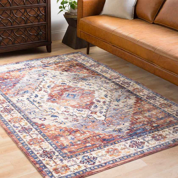 Frasier Traditional Rose Area Rug