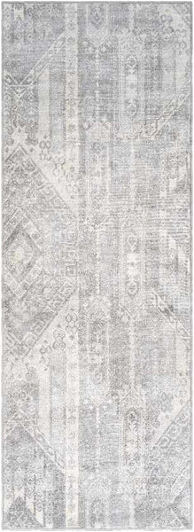 Lhee Bohemian/Global Medium Gray Area Rug