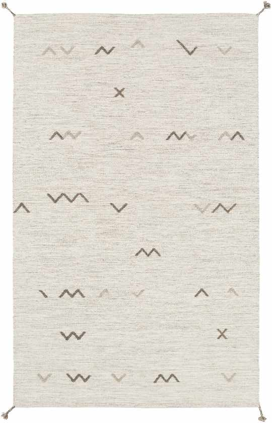 Delano Bohemian/Global Ivory Area Rug