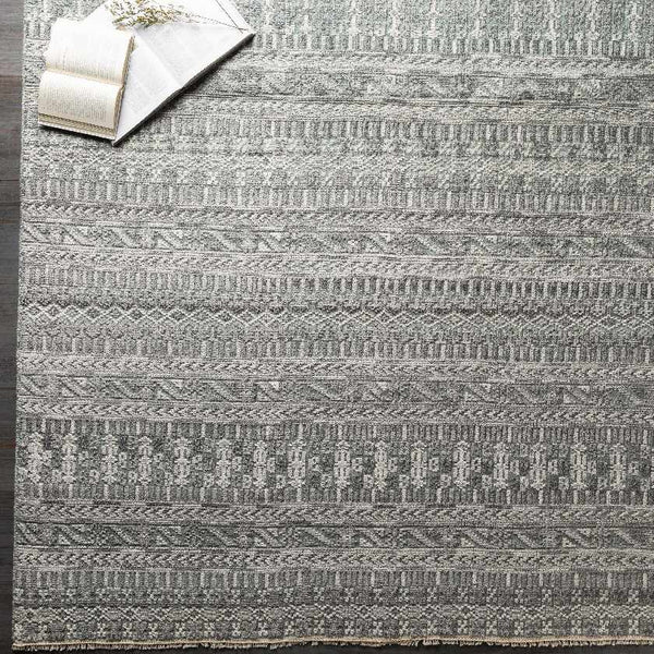 Preesall Traditional Sage Area Rug