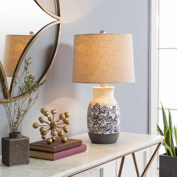 Marz Traditional Table Lamp