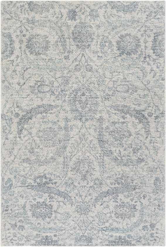 Redhill Traditional Denim Area Rug
