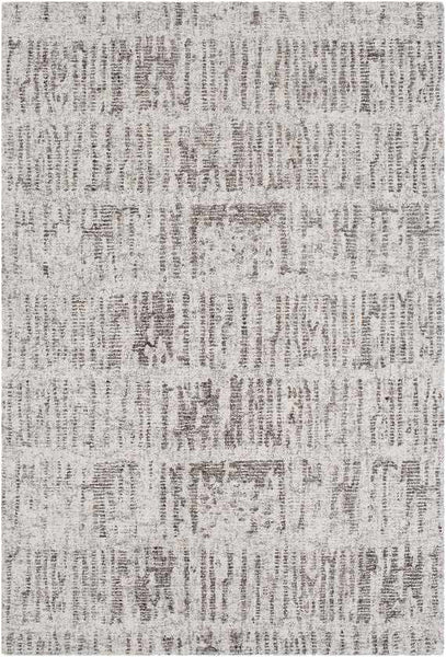 Andria Modern Medium Gray Area Rug