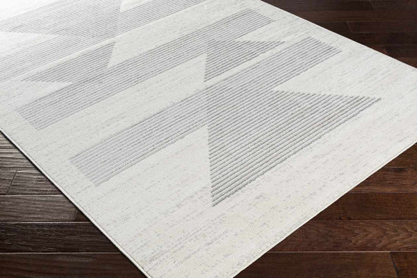Plasmolen Global White Area Rug