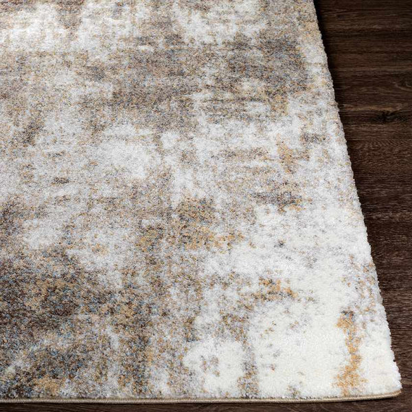 Raaieind Global Bright Brown Area Rug