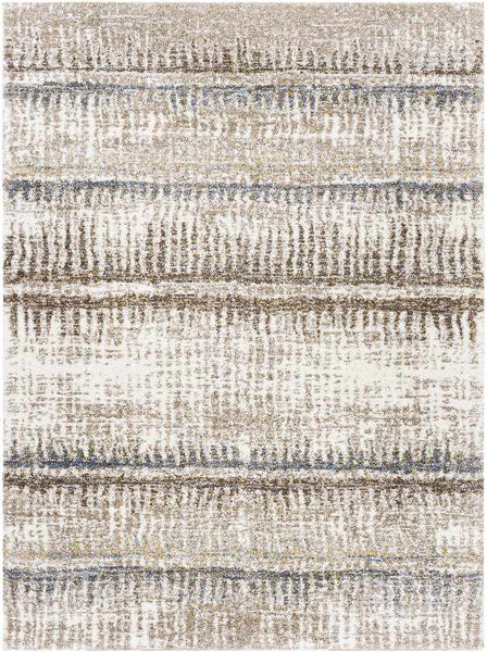 Raren Global Brown Area Rug